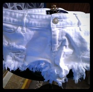 Hollister  short short jeans
